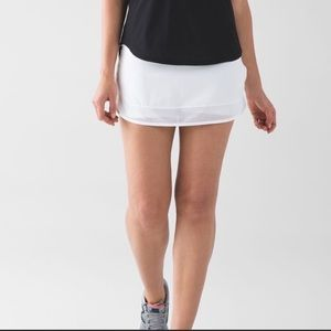 Lulu Lemon Hotty Hot Skirt